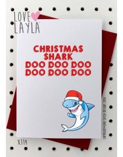 Christmas Shark | Love Layla Australia