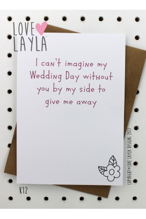 By My Side | Love Layla Novelty Cards and Gifts