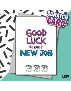 Good Luck New Job| Love Layla Australia