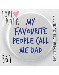 Favourite People Badge | Love Layla Australia