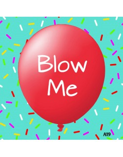 Blow Me | Love Layla Novelty Cards and Gifts
