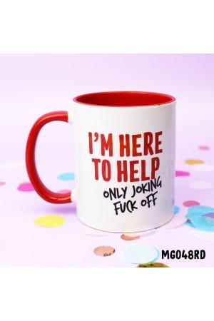 Happy to Help Mug | Love Layla Australia
