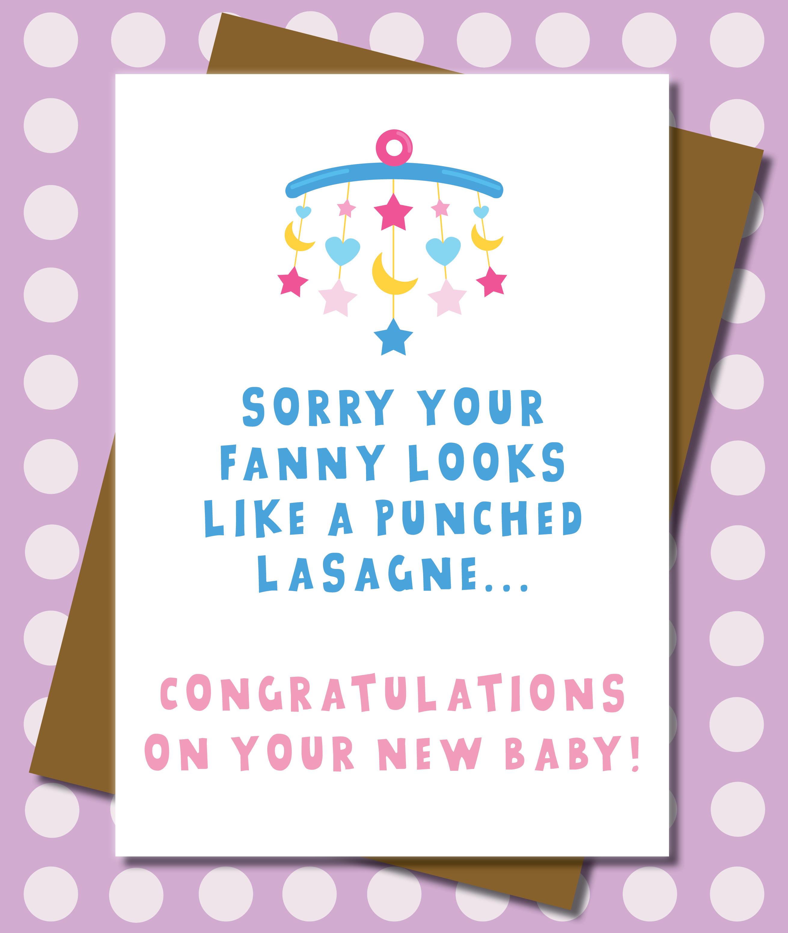 Baby Cards >